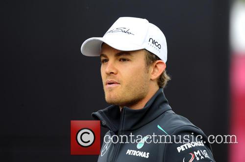 Nico Rosberg 8