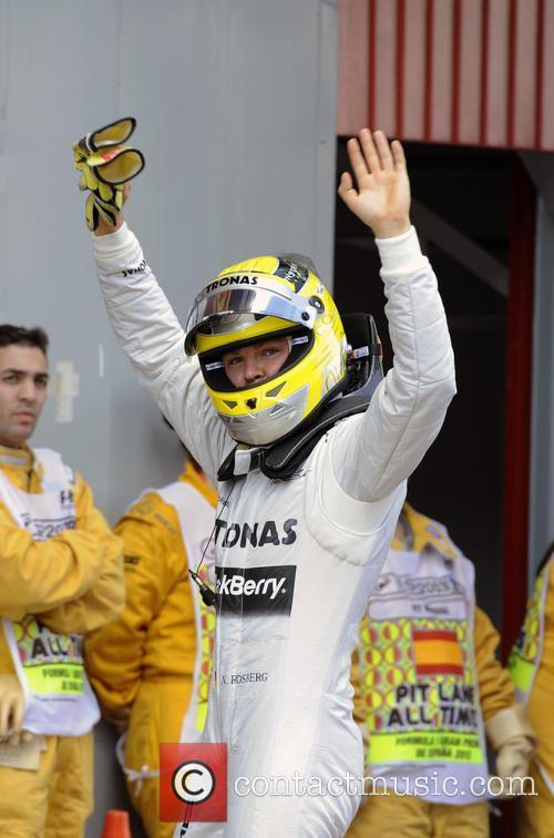 nico rosberg formula 1 barcelona grand prix 3657236