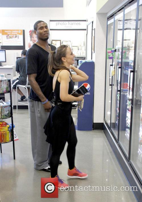Karina Smirnoff and Jacoby Jones 2