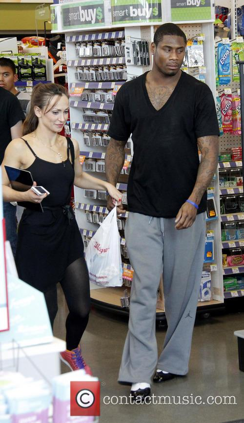 Jacoby Jones and Karina Smirnoff 2