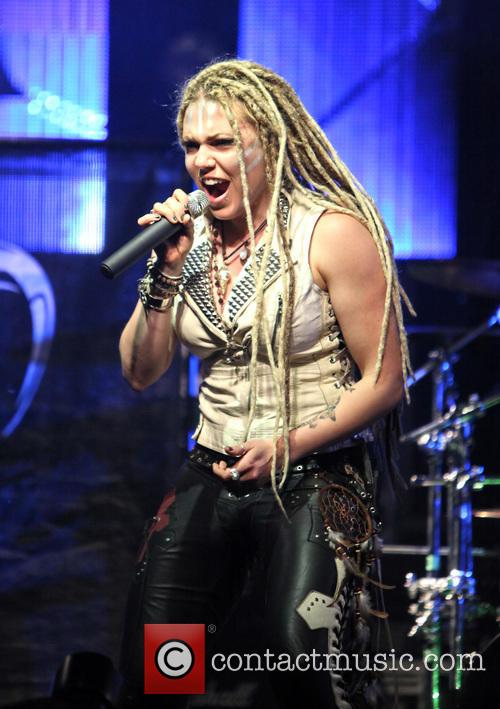 Kobra Paige and Kobra And The Lotus