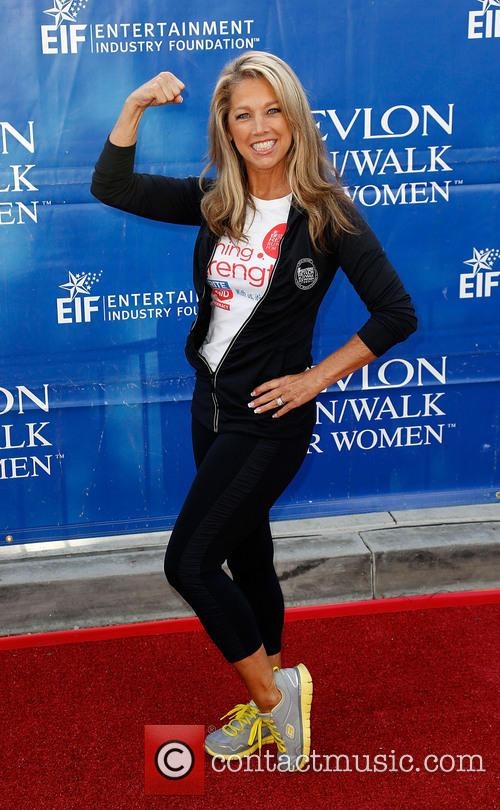 Celebrities attend the 20th Annual EIF Revlon Run/Walk...