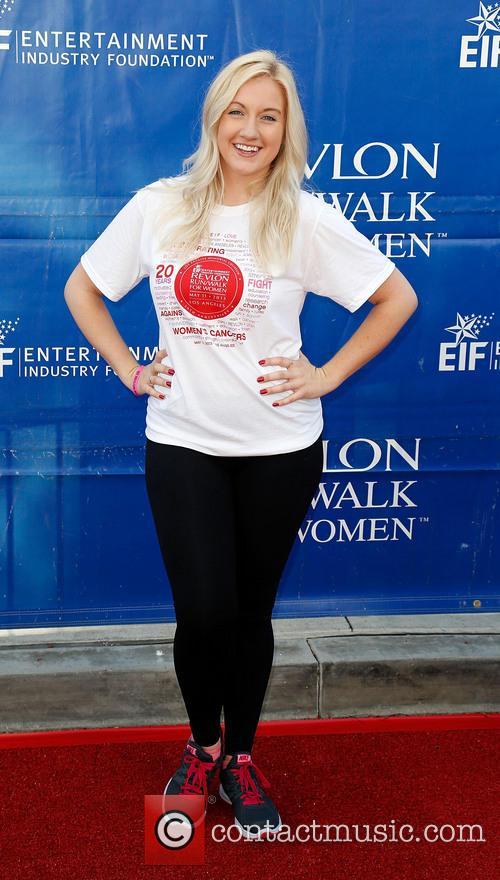 Celebrities attend the 20th Annual EIF Revlon Run/Walk...