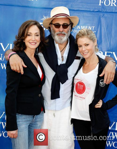 Lilly Tartikoff, Andy Garcia and Julie Bowen 2