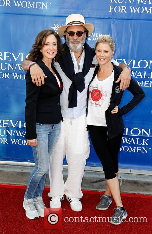 Lilly Tartikoff, Andy Garcia and Julie Bowen 1