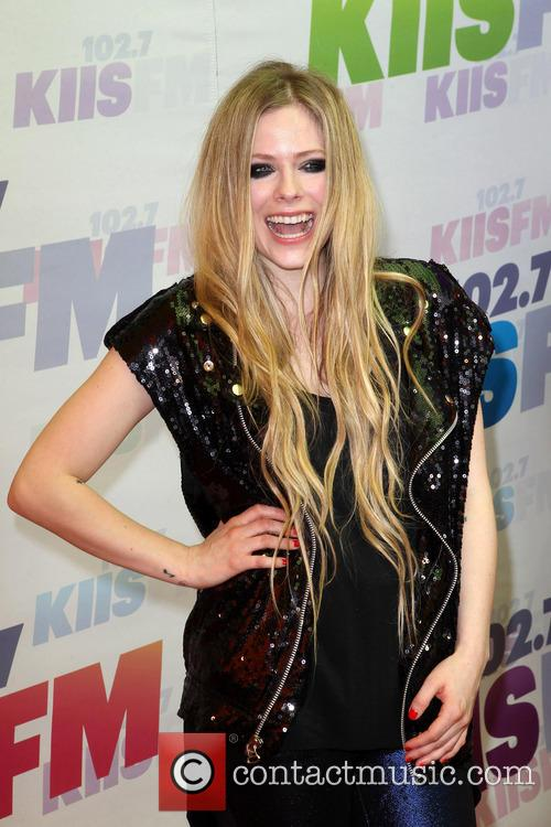 Avril Lavigne, The Home Depot Center