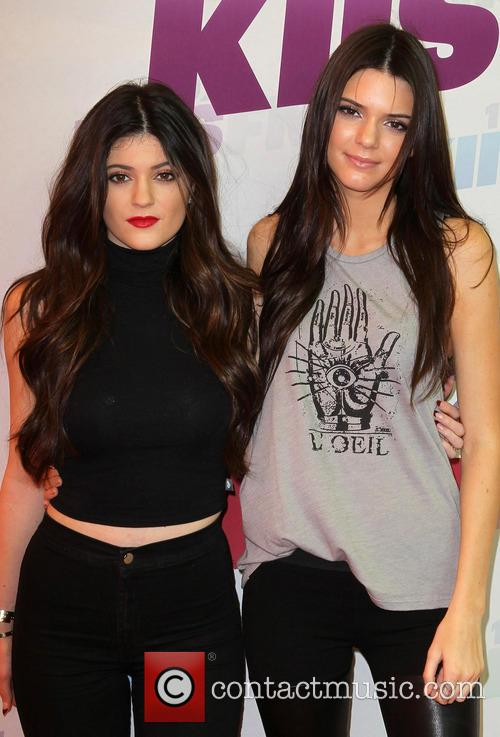 Kylie Jenner and Kendall Jenner 2