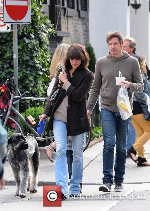 Milla Jovovich and Paul W.s. Anderson 4