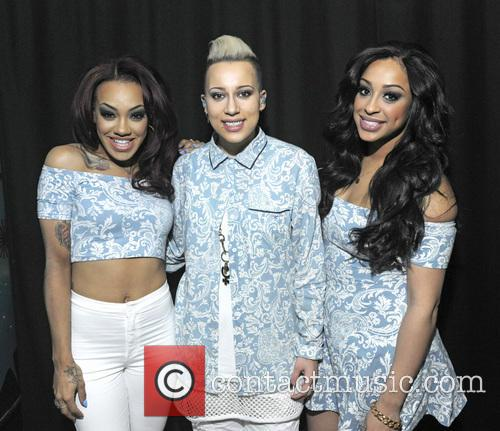 Alexandra Buggs, Courtney Rumbold, Karis Anderson and Stooshe 10