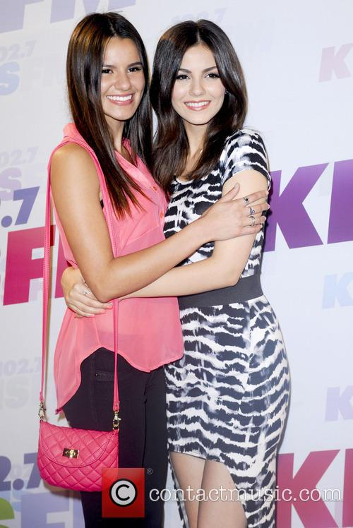 Madison Grace Reed and Victoria Justice 2
