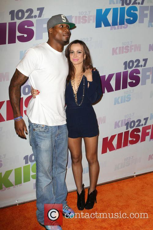 Karina Smirnoff and Jacoby Jones 5