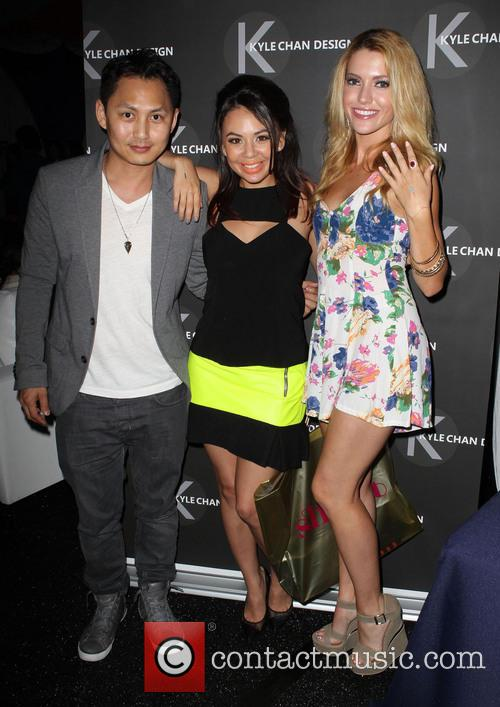Janel Parrish and Guests 2