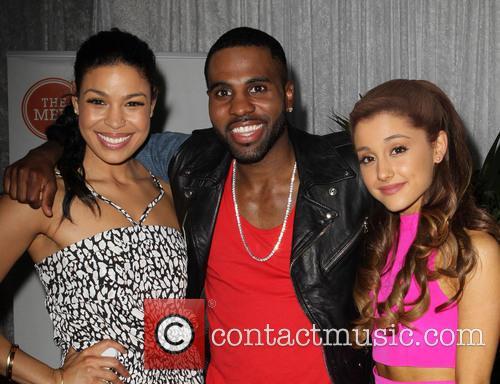 Jordin Sparks, Jason Darulo and Ariana Grande 6