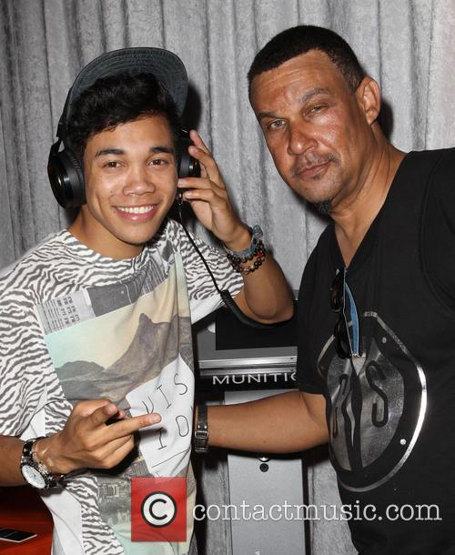Roshon Fegan and Roy Fegan 1
