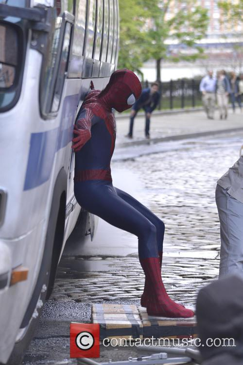 Andrew Garfield Spider-Man