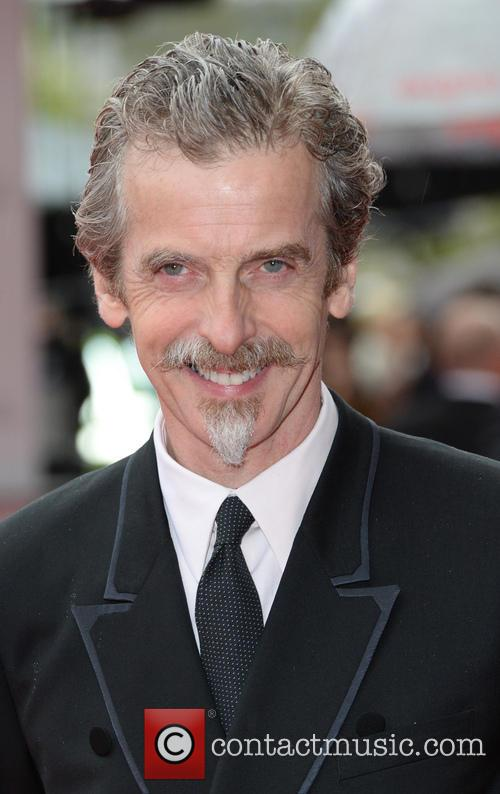 Peter Capaldi BAFTA