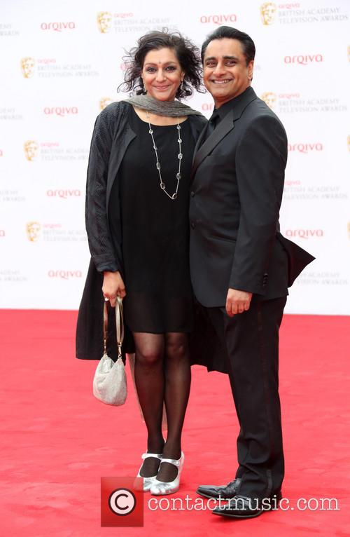 Meera Syal and Sanjeev Bhaskar 3