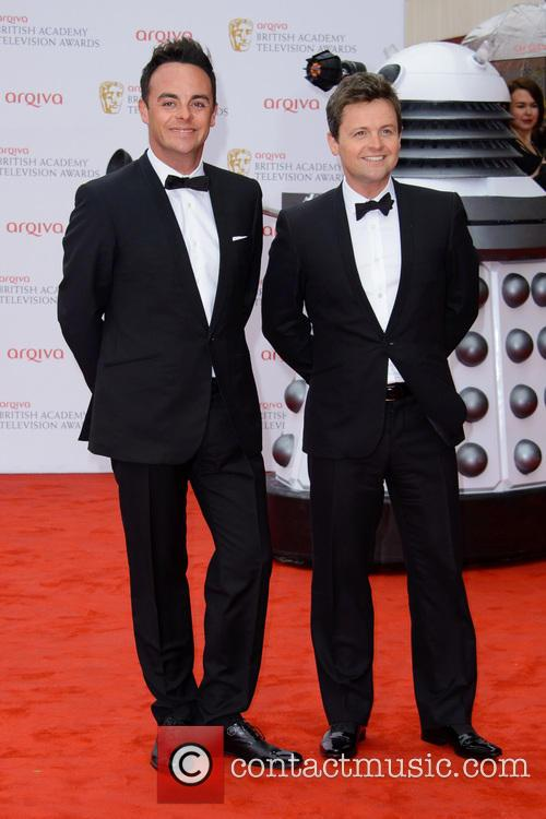 Ant, Dec, Anthony Mcpartlin and Declan Donnelly 3