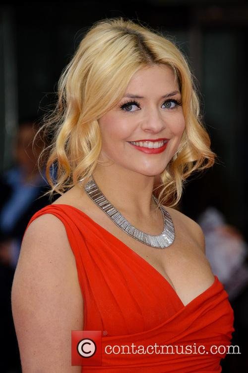 Holly Willoughby BAFTA
