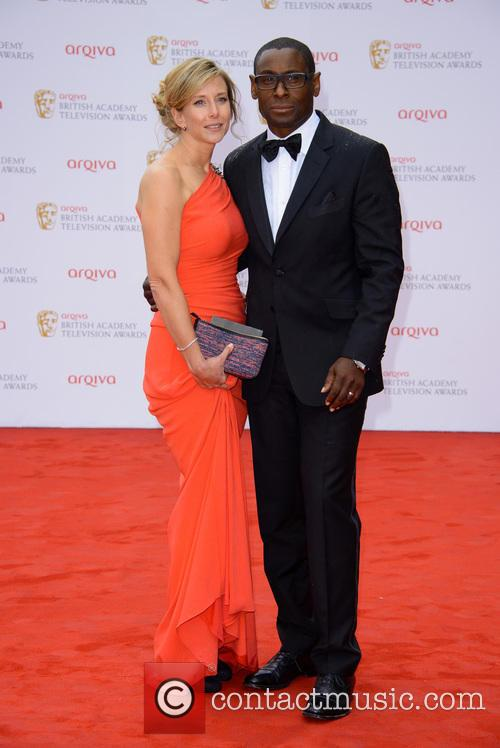 Kirsty Hands and David Harewood 4