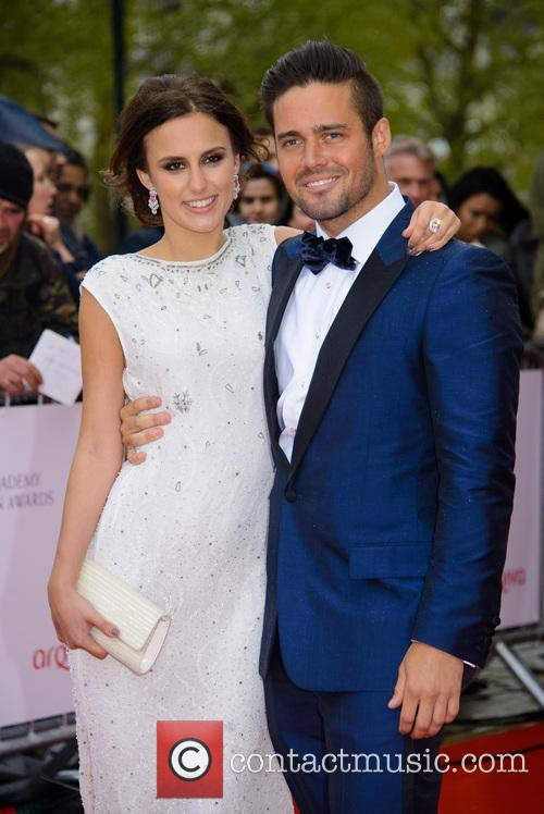 Lucy Watson and Spencer Matthews 2