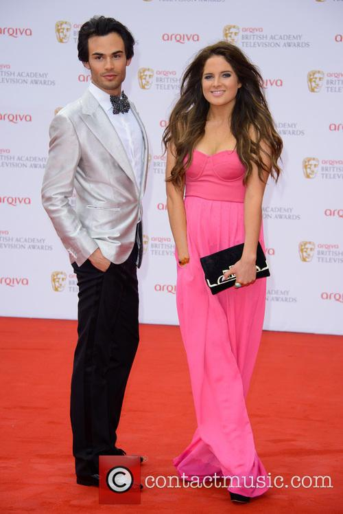 Mark-francis Vandelli and Binky Felstead 2
