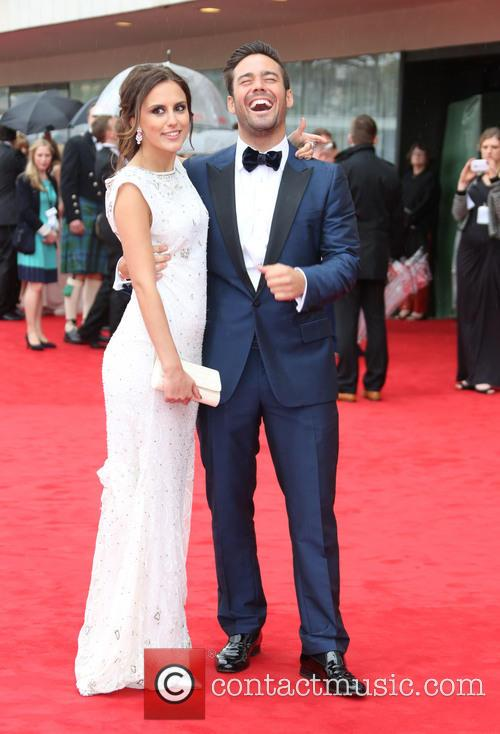 Spencer Matthews and Lucy Watson 1