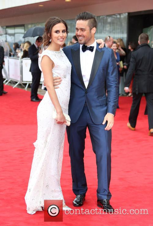 Spencer Matthews and Lucy Watson 6