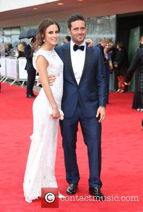 Spencer Matthews and Lucy Watson 7