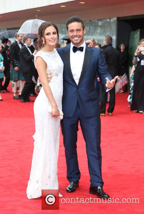 Spencer Matthews and Lucy Watson 8
