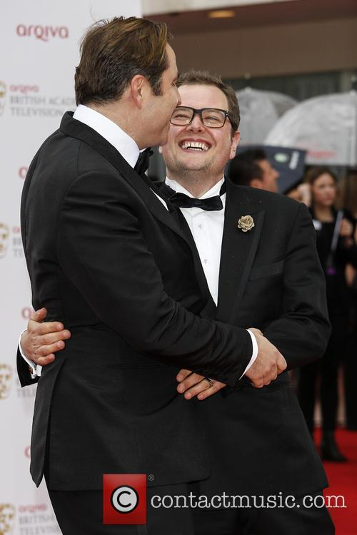 david walliams alan carr the arqiva british academy 3659062
