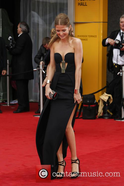 Millie Mackintosh, South Bank, Royal Festival Hall