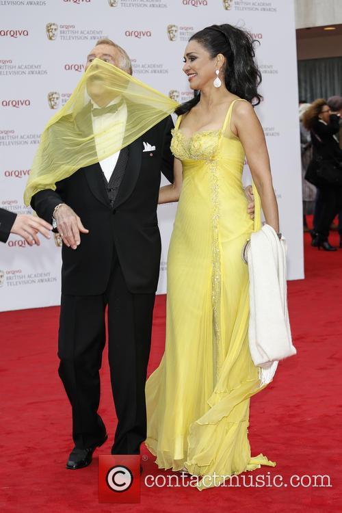 Bruce Forsyth and Wilnelia Forsyth 2
