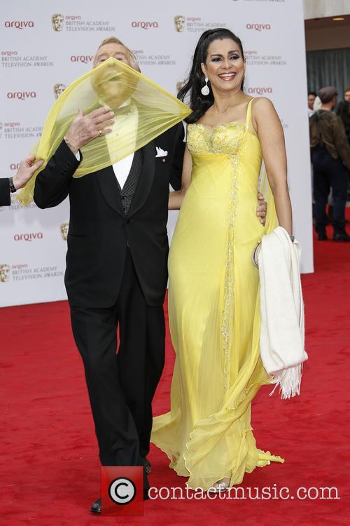 Bruce Forsyth and Wilnelia Forsyth 6