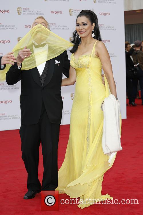 Bruce Forsyth and Wilnelia Forsyth 8