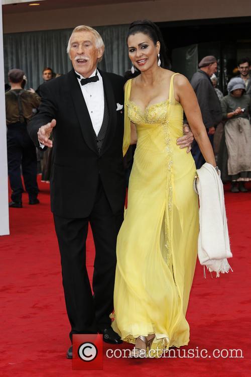 Bruce Forsyth and Wilnelia Forsyth 10