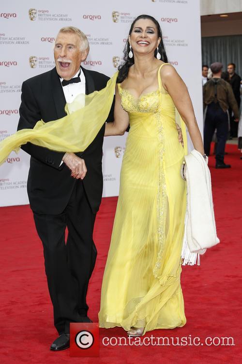 Bruce Forsyth and Wilnelia Forsyth 12