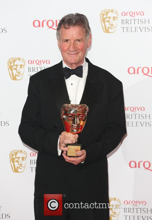 michael palin the arqiva british academy television 3658491
