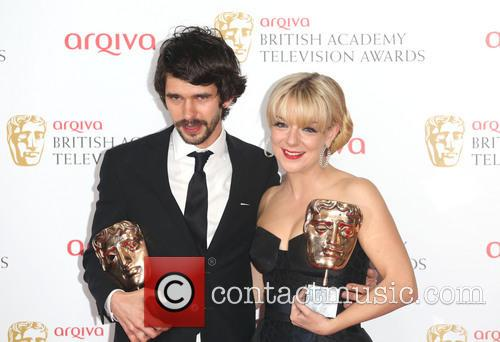 Sheridan Smith and Ben Whishaw 6