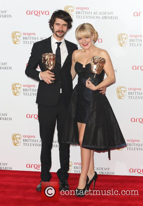 Sheridan Smith and Ben Whishaw 7