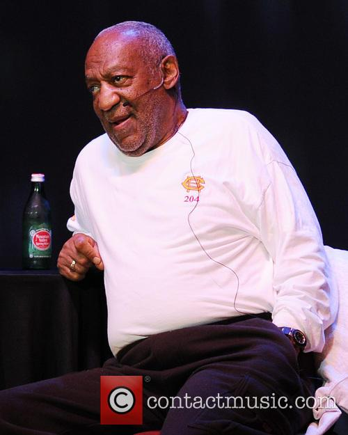 Bill Cosby performs at Hard Rock Live inside...