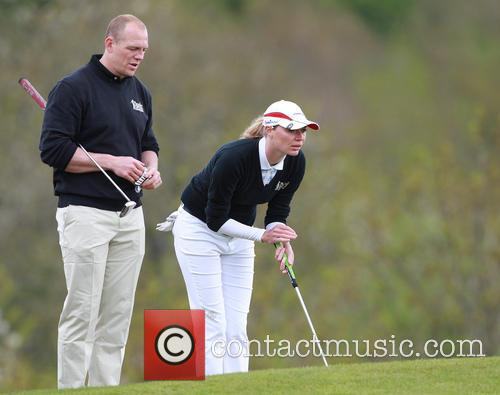 Jodie Kidd and Mike Tindall 4