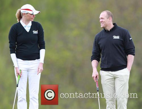 Jodie Kidd and Mike Tindall 5