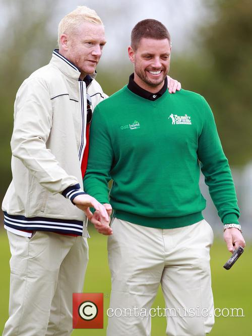 Keith Duffy and Iwan Thomas 4