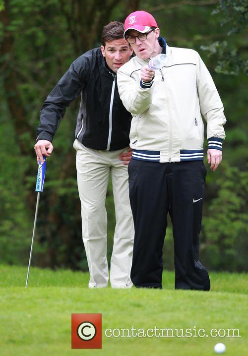 Gethin Jones and Rob Brydon 6