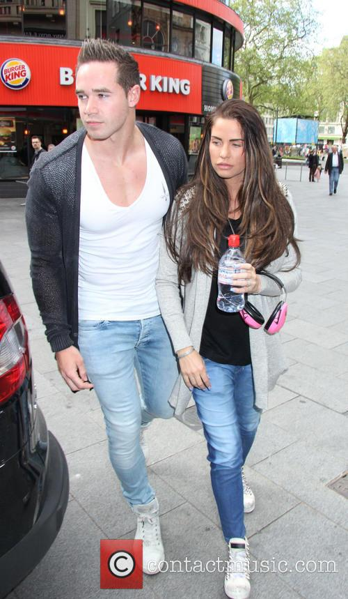 Katie Price and Kieran Hayler 3