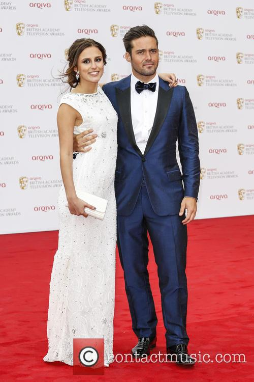 Lucy Watson and Spencer Matthews 6