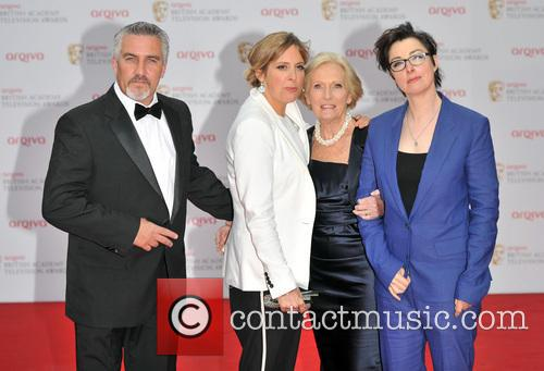 Paul Hollywood, Mel Giedroyc, Mary Berry and Sue Perkins 7