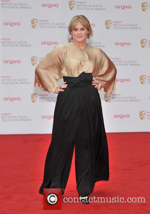 sarah lancashire arqiva british academy television awards 3659228