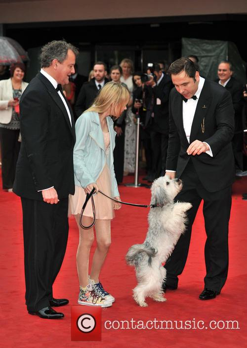 Tayla Butler, David Walliams and Hugh Bonneville 5